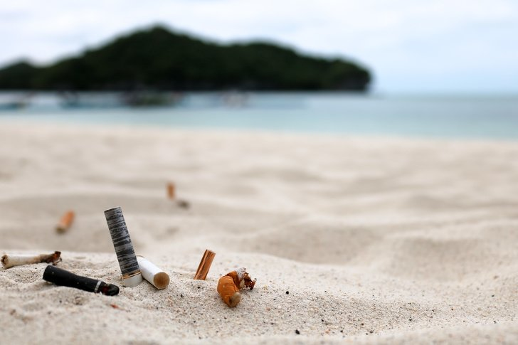 AGreek Island Becomes the First Smoke-Free Island inthe World, and ItCan BeaHope for All ofUs