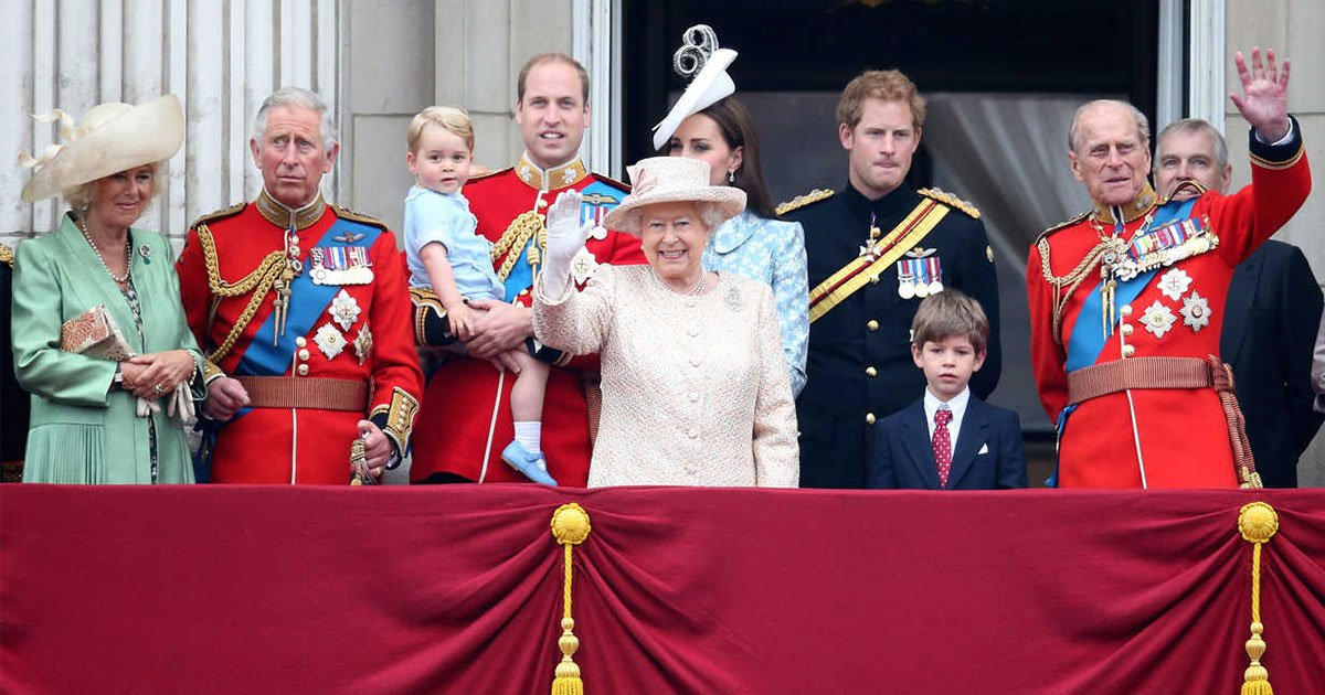 here is why royal family dont use their last name.jpg?resize=1200,630 - Here Is Why Royal Family Don't Use Their Last Name