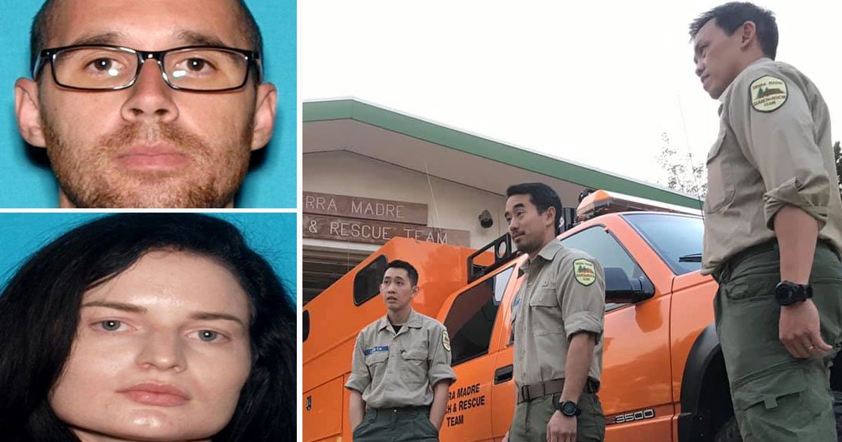 hikers found alive.jpg?resize=1200,630 - Two Hikers - Who Went Missing In California Mountains - Found Alive After Five Days