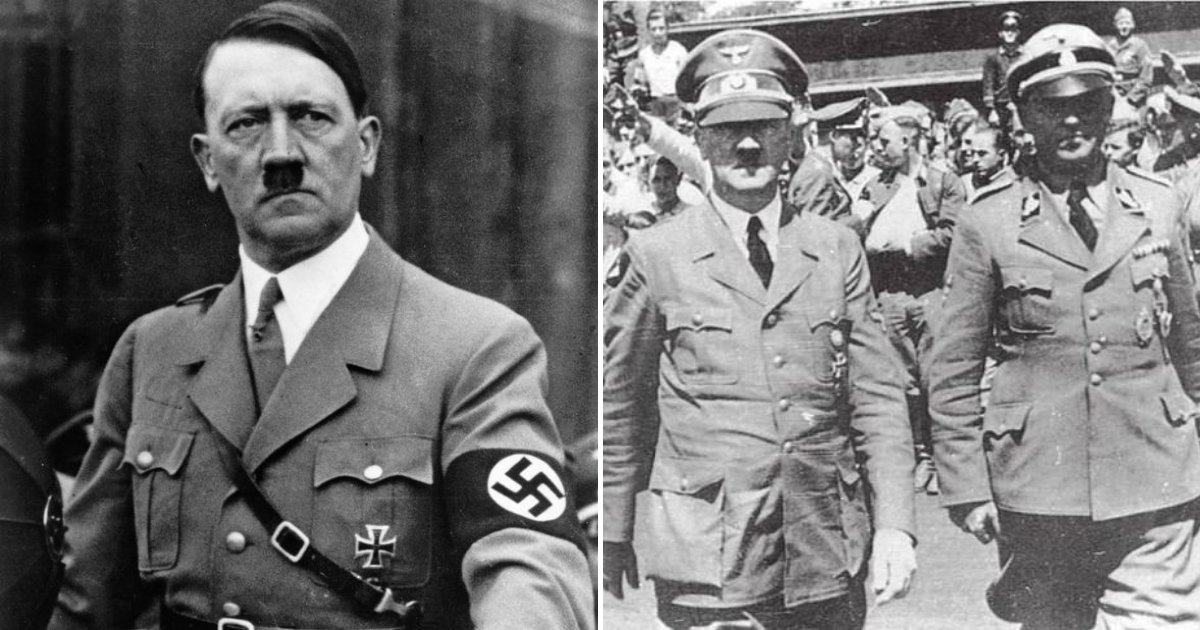 hitler4.png?resize=1200,630 - Adolf Hitler's Final Words Before He Passed Away In Berlin Have Been Discovered From His Pilot's Diary