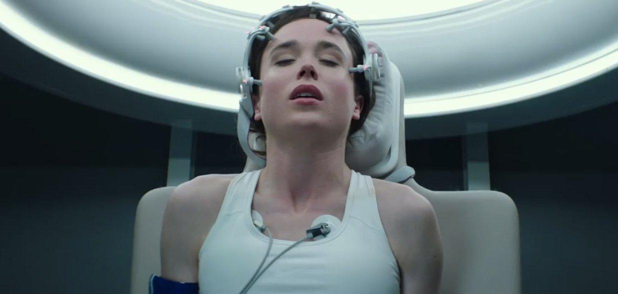 Ellen Page in Flatliners. Credit: Columbia Pictures
