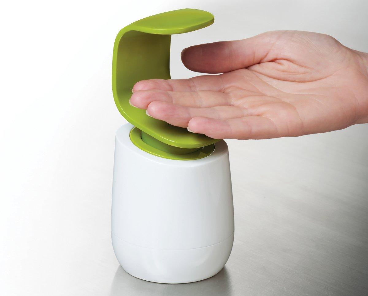 Image result for one handed soap dispenser