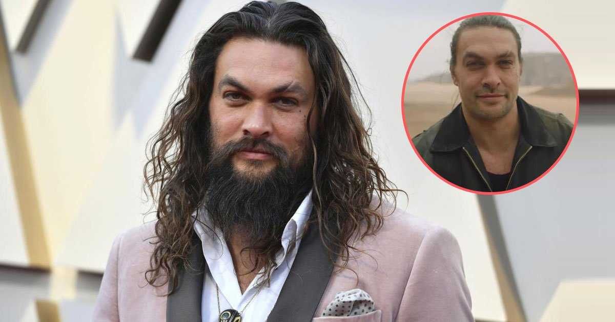 jason momoa 3.jpg?resize=300,169 - Jason Momoa a rasé sa célèbre barbe, et ses fans sont déçus