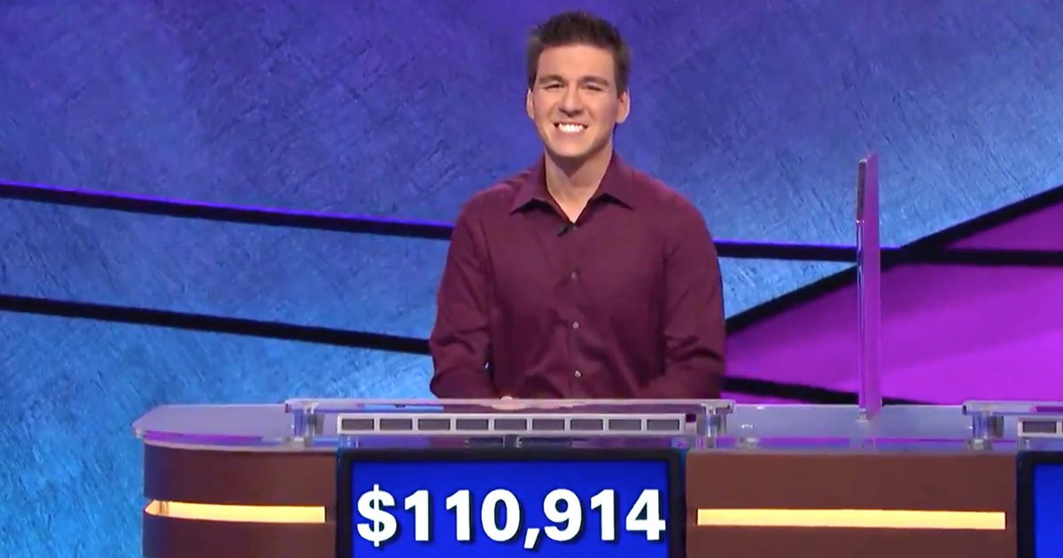 jeopardy 1.jpg?resize=1200,630 - 'Jeopardy' Contestant Became A New Record-Breaker After Winning $110,914 In One Day