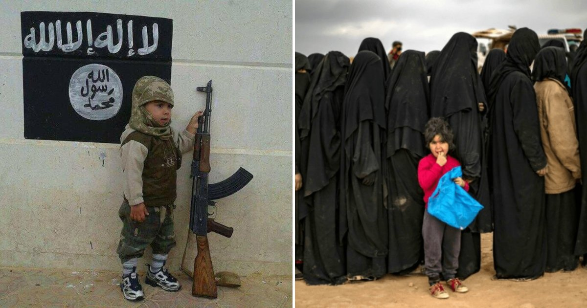 jihadists.png?resize=1200,630 - Government Plans to Strip Jihadists' Children Born Abroad Of Citizenship Under New Laws