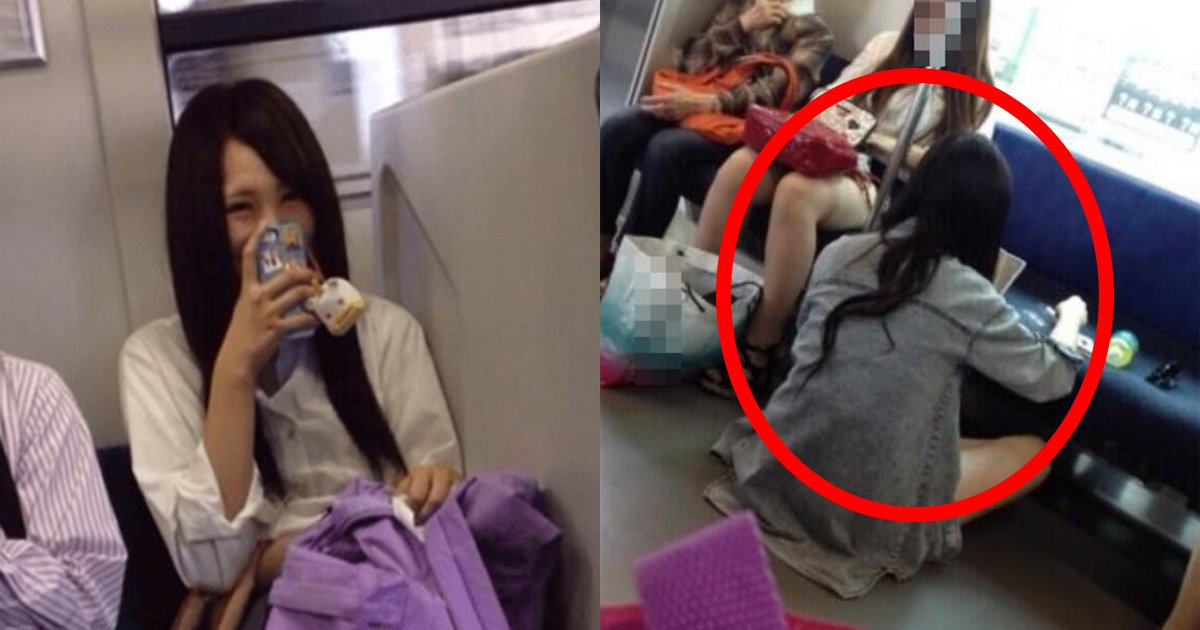 jjk.jpg?resize=1200,630 - 【JKショック?】電車の中で見かけた女子高生がヤバい!!
