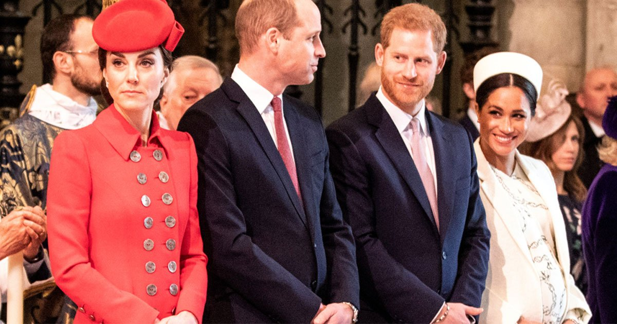 kate middleton and prince william visited meghan and harrys new home.jpg?resize=1200,630 - Kate Middleton And Prince William Visited Meghan And Harry's New Home