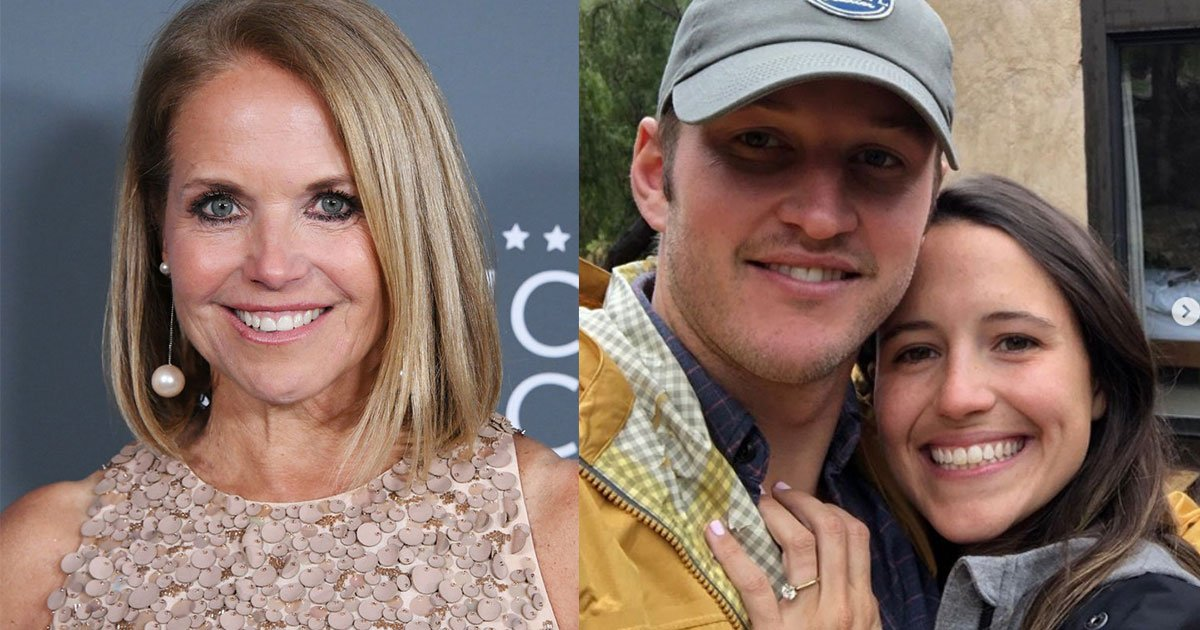 katie courics daughters fiance proposed with her late fathers ring.jpg?resize=412,232 - Katie Couric's Daughter's Fiancé Proposed With Her Late Father's Ring
