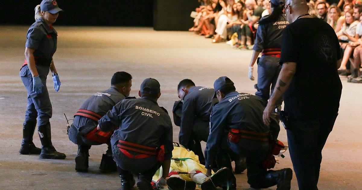 model.png?resize=412,232 - Un mannequin de 26 ans est décédé après s'être effondré sur un podium lors d'un défilé de mode