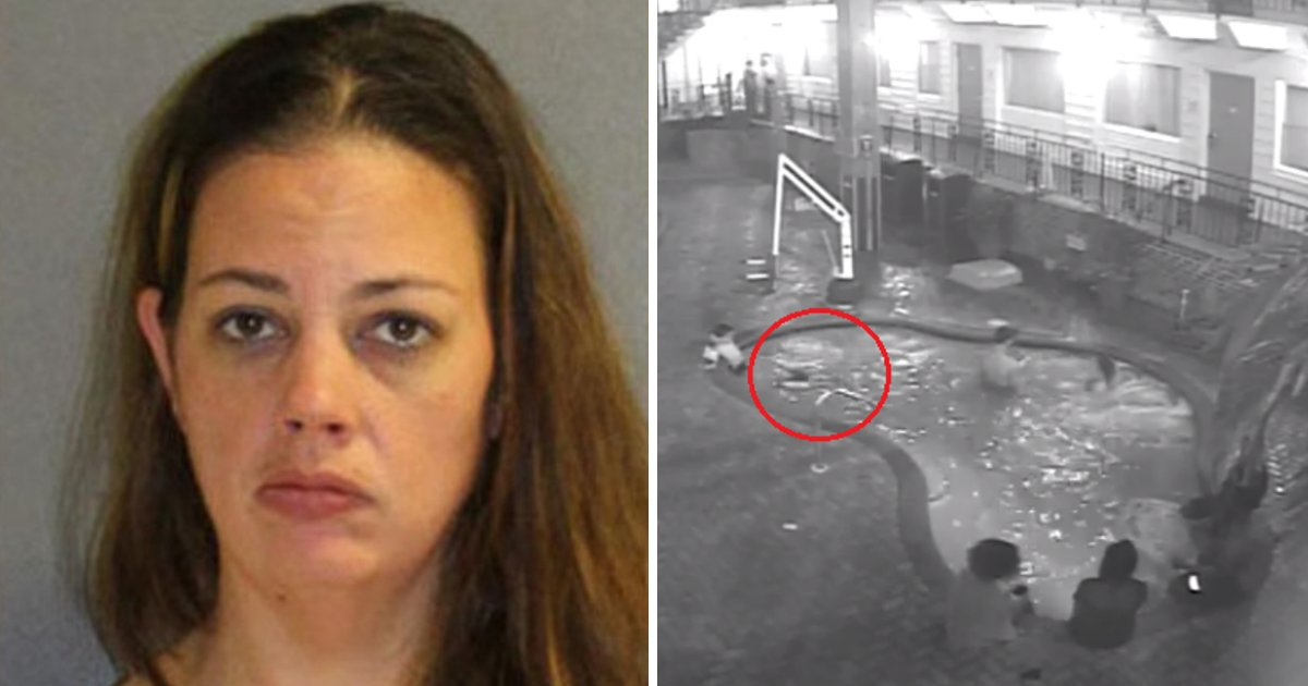 mother2.png?resize=1200,630 - 36-Year-Old Mother Facing Charges After 3-Year-Old Son Nearly Drowned In Jacuzzi