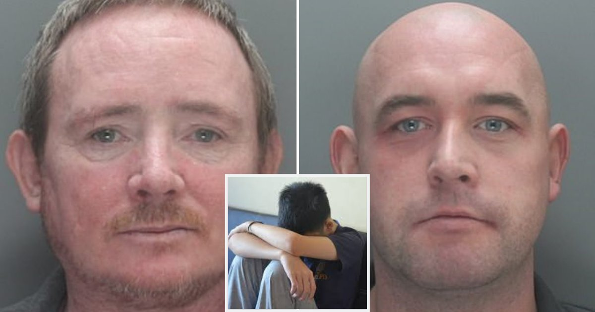 pedos.png?resize=1200,630 - Homosexual Couple Arrested After Plying 13-Year-Old Boy With Cocaine And Alcohol Before Abusing Him
