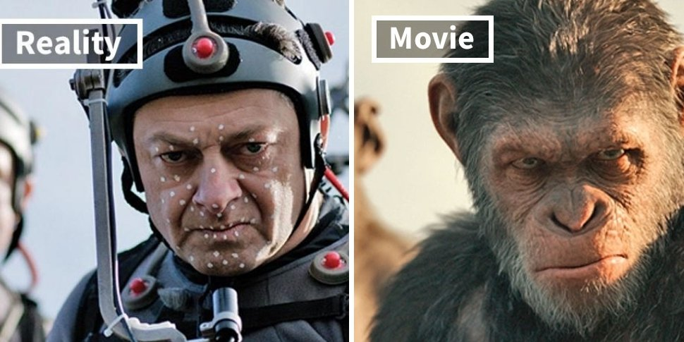 photos that show how scenes from famous movies look like without special effects 7 5c6d44eb91744  700 1.jpg?resize=412,275 - 30 Photos That Show How Scenes From Famous Movies Look Like Without Special Effects
