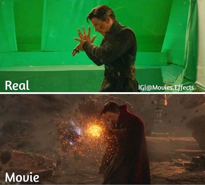 Avengers: Infinity Wars (2018)