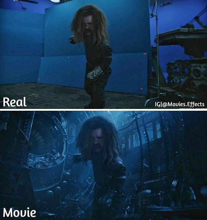 Avengers: Infiity War (2018)