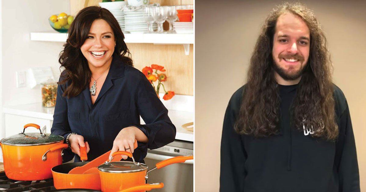 rachel ray makeover.jpg?resize=412,232 - Rachael Ray Surprised Her Culinary Production Assistant With A 30-Minute Makeover
