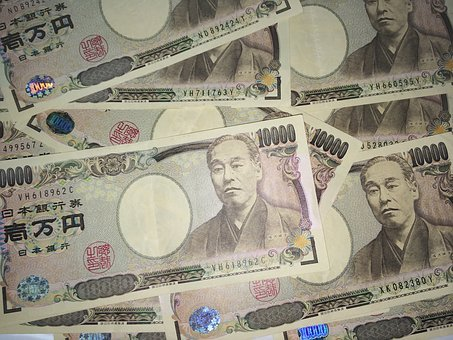 Yen, Money, Wealth, Japanese Yen