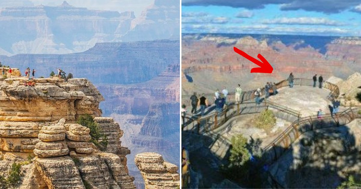 rim2.png?resize=412,232 - 70-Year-Old Woman Fell 200 Feet Over The Rim Of Grand Canyon, Marking 4th Death Within A Month