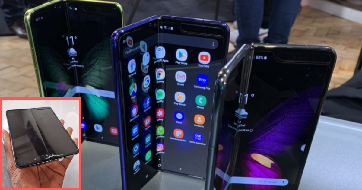 s1 12.png?resize=1200,630 - Are Samsung's New Foldable Phones Already Breaking?