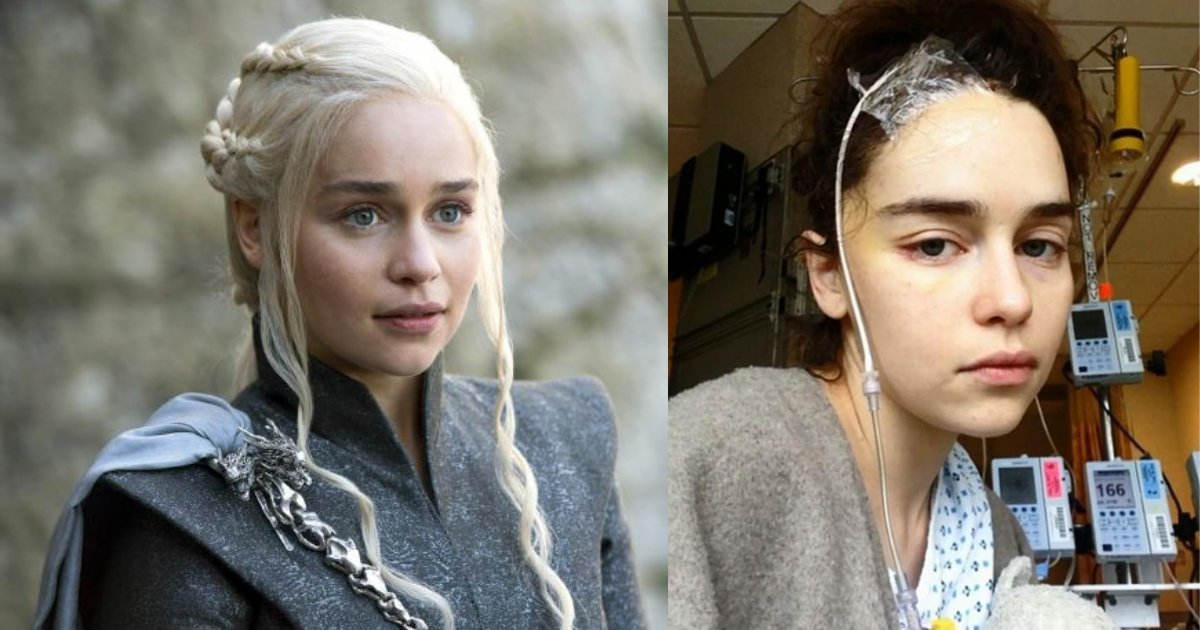 s2 7.png?resize=1200,630 - Emilia Clarke Shared Pictures After Her Brain Aneurysm, The Pictures She Had Never Shared Before