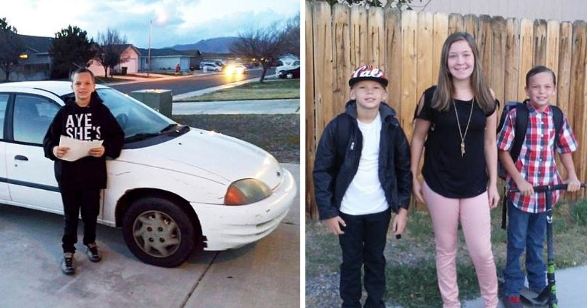 s3 2.png?resize=412,232 - A 13-Year-Old Boy Bought His Mother a Car after Getting Inspired From a YouTube Video