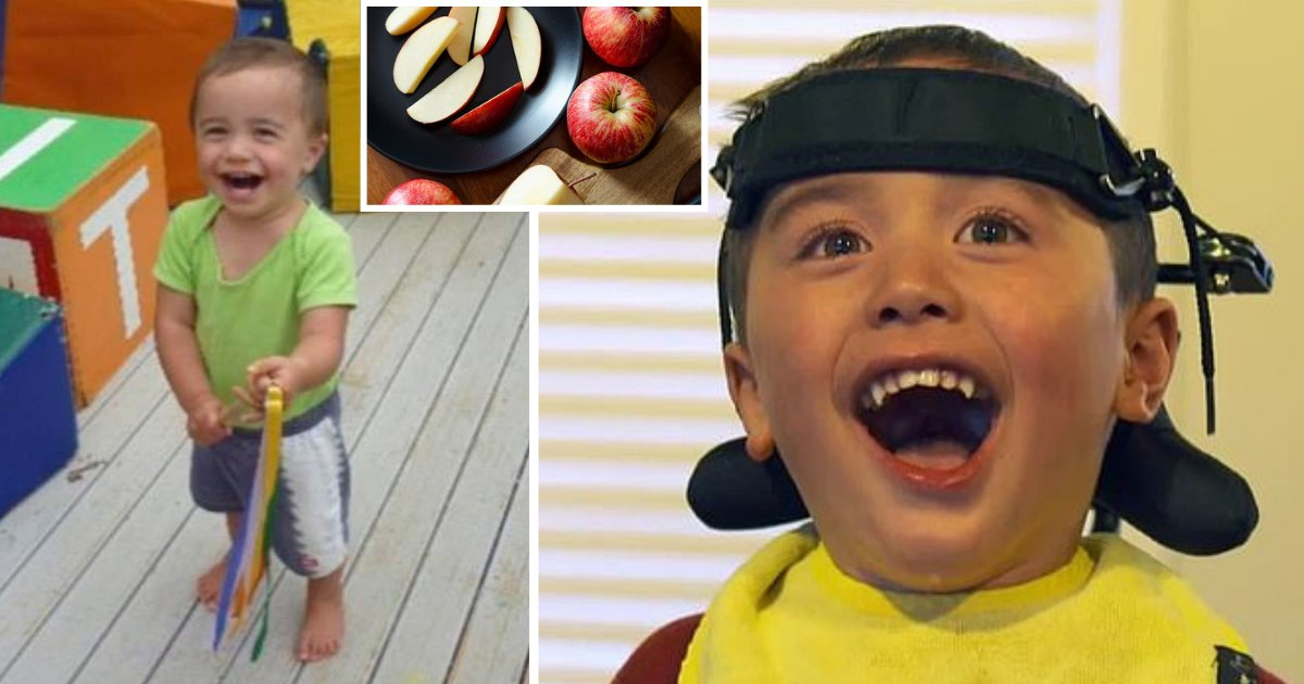 s4 3.png?resize=412,275 - Toddler At Daycare Center Was Left With Severely Damaged Brain After He Accidentally Choked On Apple Slice