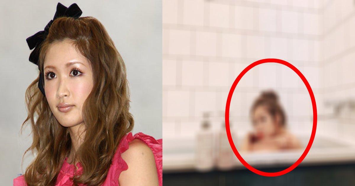 saeko.png?resize=1200,630 - 紗栄子の「お風呂シーン」に賛否両論?「色っぽい」vs「あざとい」