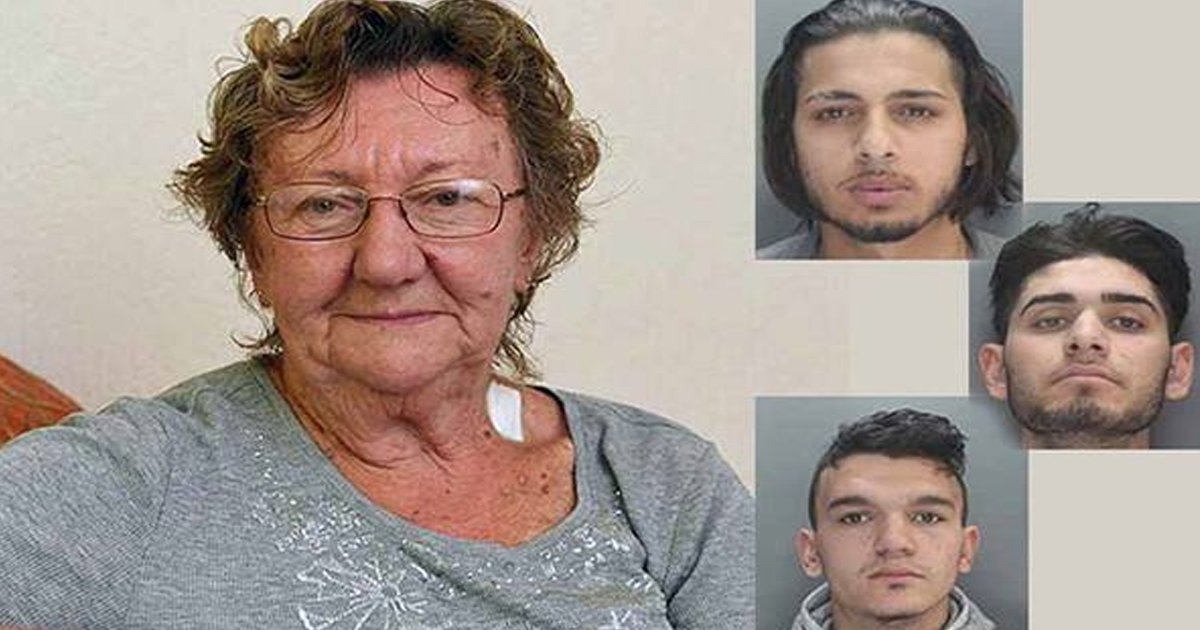 sdfsfffff.jpg?resize=412,232 - Three Men Tried To Rob A 77-Year-Old Granny at ATM. Moments Later, They Realized They Made A Terrible Mistake