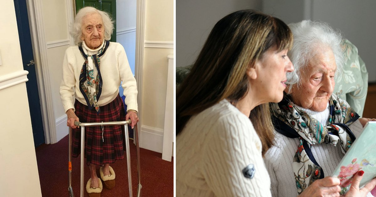sdfsfsf.jpg?resize=412,232 - 102-Year-Old Grandma Was Forced To Leave Elderly Care Home And Given A Few Hours To Pack Up