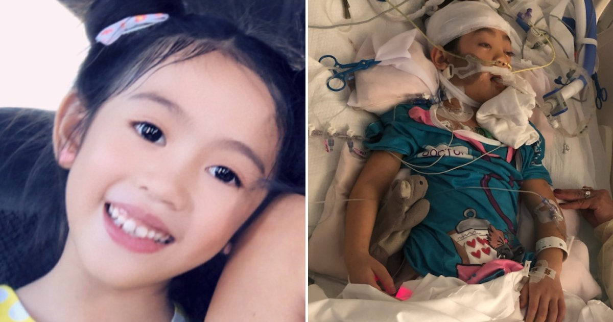 selina5.png?resize=412,232 - 7-Year-Old Girl Who Didn't Get Vaccinated Battled Flu Symptoms That Left Her In Coma For Two Months