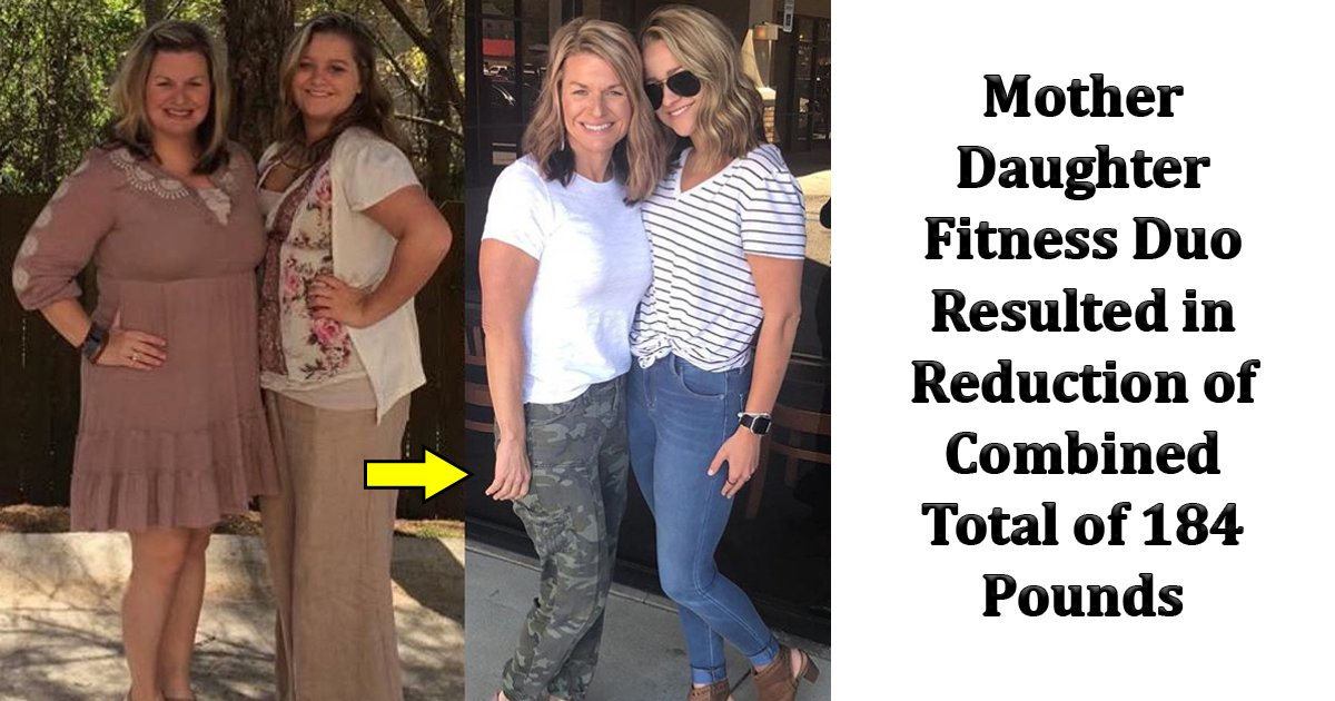 sfdasf.jpg?resize=1200,630 - Mother And Daughter Fitness Duo Lost A Combined Total Of 184 Pounds By Doing Jazzercise