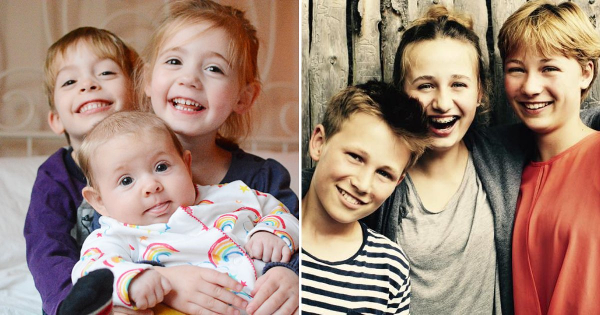 siblings5.png?resize=1200,630 - First-Born Children Are Smarter Than Their Younger Siblings, Study Reveals