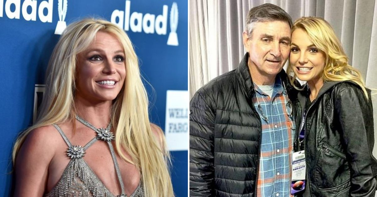 spears3.png?resize=1200,630 - Britney Spears Checked Into Mental Health Facility As She's Struggling To Cope With Her Father's Worsening Health
