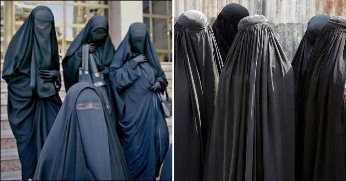 srilanka2.png?resize=300,169 - Sri Lanka Bans ALL Face Coverings To Prevent Terrorists From Hiding Their Identities