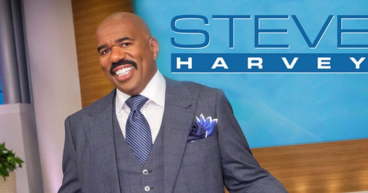"steve harvey 1.jpg?resize=1200,630 - Steve Harvey's Inspiring Words After He Hinted At Leaving His Talk Show ""Steve"""