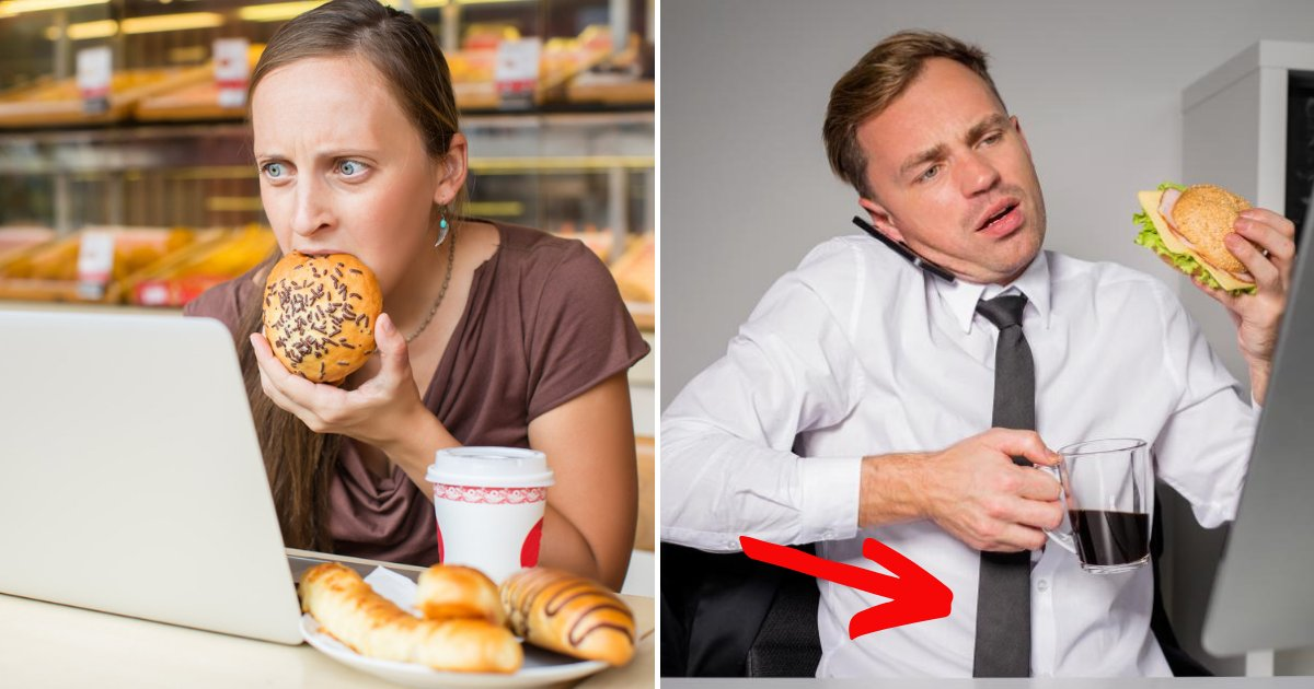 stress2.png?resize=1200,630 - Mentally Tired? Eating When You Are Stressed Will Make You FATTER, Study Finds