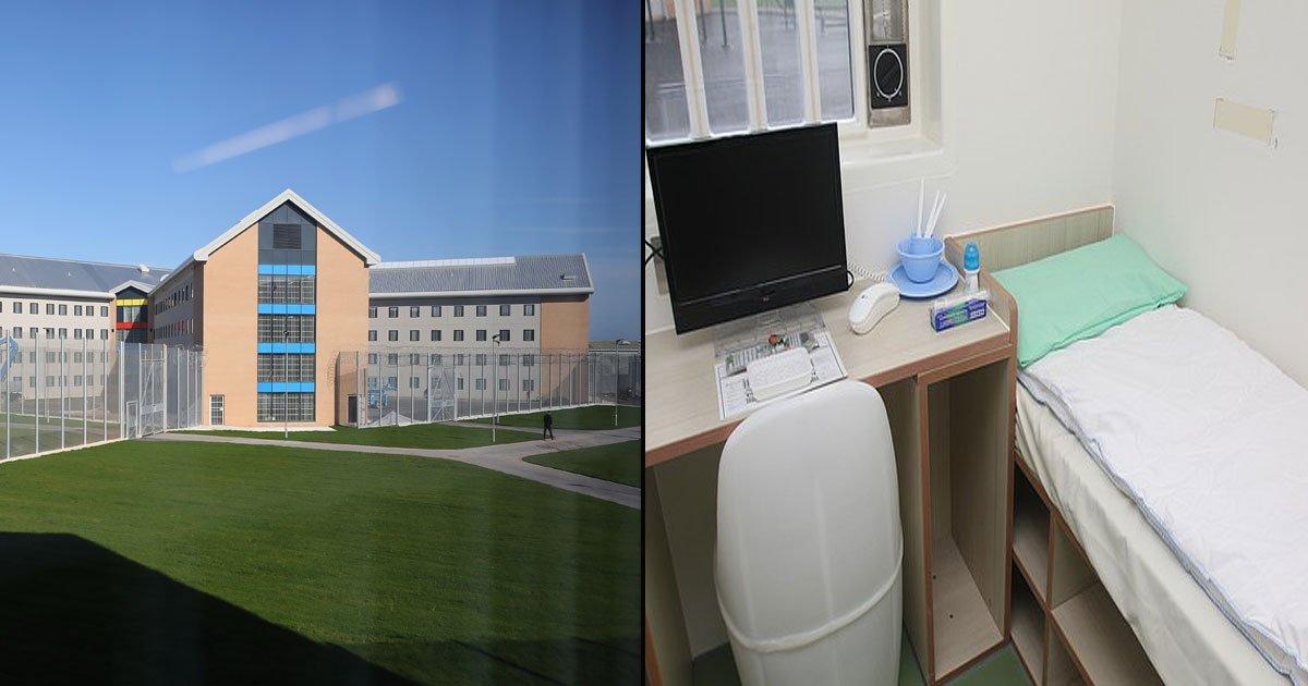 untitled 1 1.jpg?resize=412,232 - Des détenus reçoivent les clés de leurs cellules pour créer un environnement «respectueux»