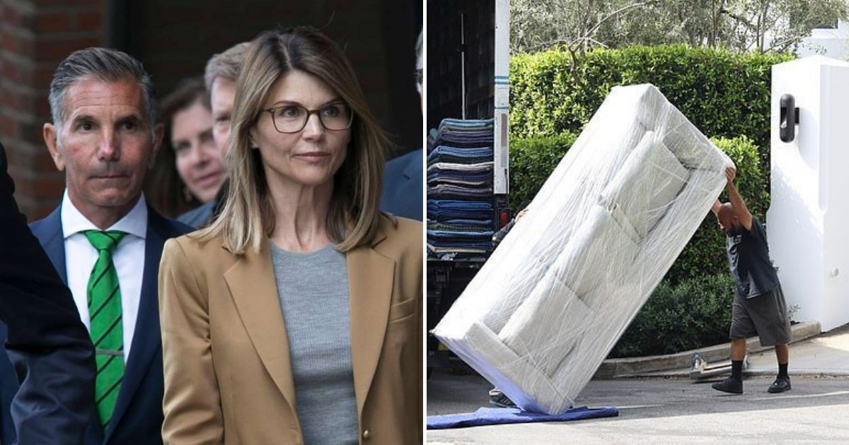 untitled design 30.png?resize=1200,630 - Lori Loughlin And Husband Facing 40 Years In Prison After Pleading Not Guilty In Admissions Scandal