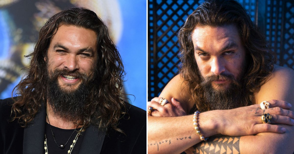 untitled design 44.png?resize=1200,630 - Jason Momoa Looks Unrecognizable After Shaving His Beard For The First Time In 7 Years