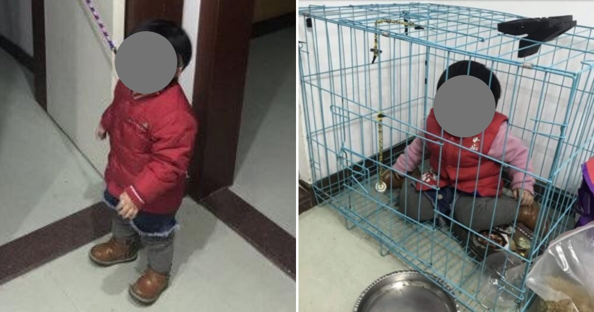 untitled design 53 1.png?resize=412,232 - Father Locked Daughter In A Cage And Sent Pictures To His Ex-Wife To Get Revenge