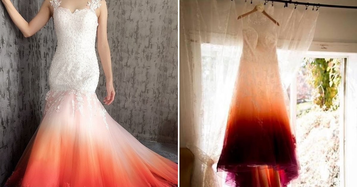untitled design 62 1.png?resize=412,232 - Bride Mocked And Criticized Over Her Unconventional Wedding Dress