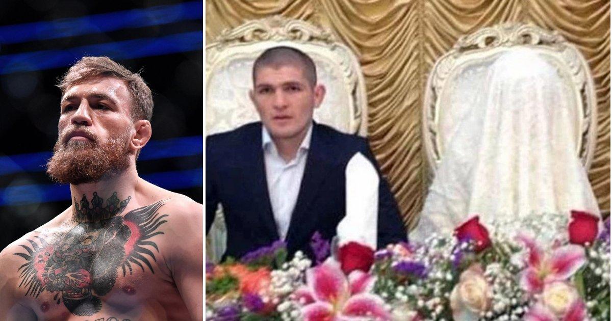 untitled design 78.png?resize=1200,630 - Conor McGregor Slammed After Posting Tweet About Khabib Nurmagomedov's Wife