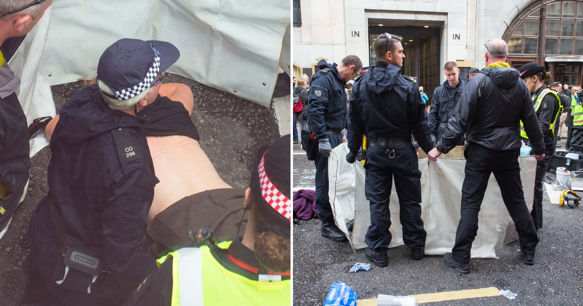 untitled design 89 1.png?resize=412,232 - Climate Activist Glued Her Breasts To The Road Amid Green Protests