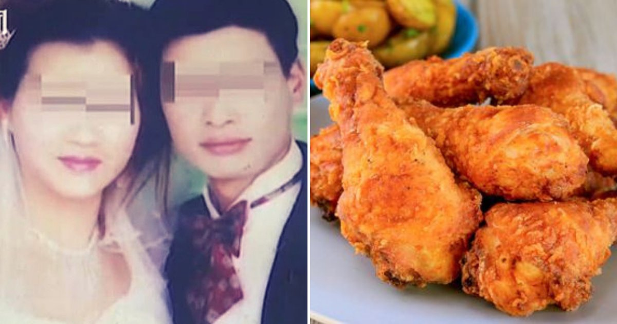 wife2.png?resize=1200,630 - Wife Arrested For Stabbing Husband With A Fruit Knife After He Forgot To Buy CHICKEN LEGS