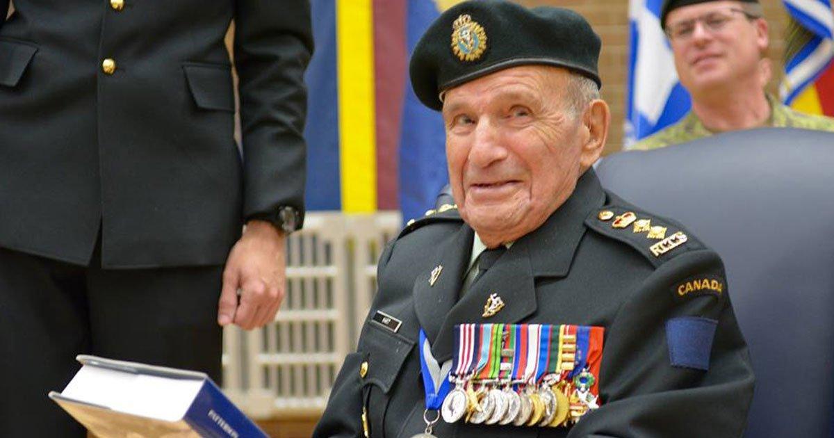 world war 2 hart.jpg?resize=412,232 - World War II Veteran Passed Away At The Age Of 101