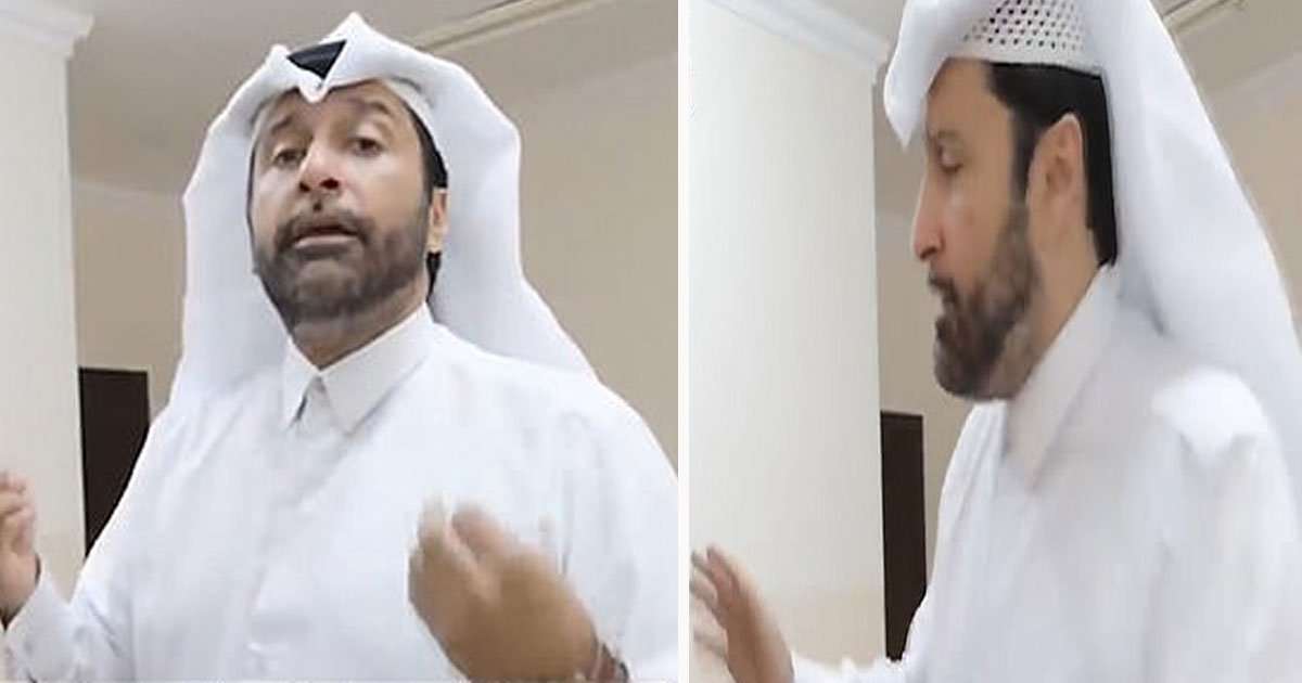 wrong info about islam.jpg?resize=412,232 - Qatari Sociologist's Online Tutorial On 'How Muslim Men Should Beat Their Wives' Slammed For Ruining The Image Of Islam