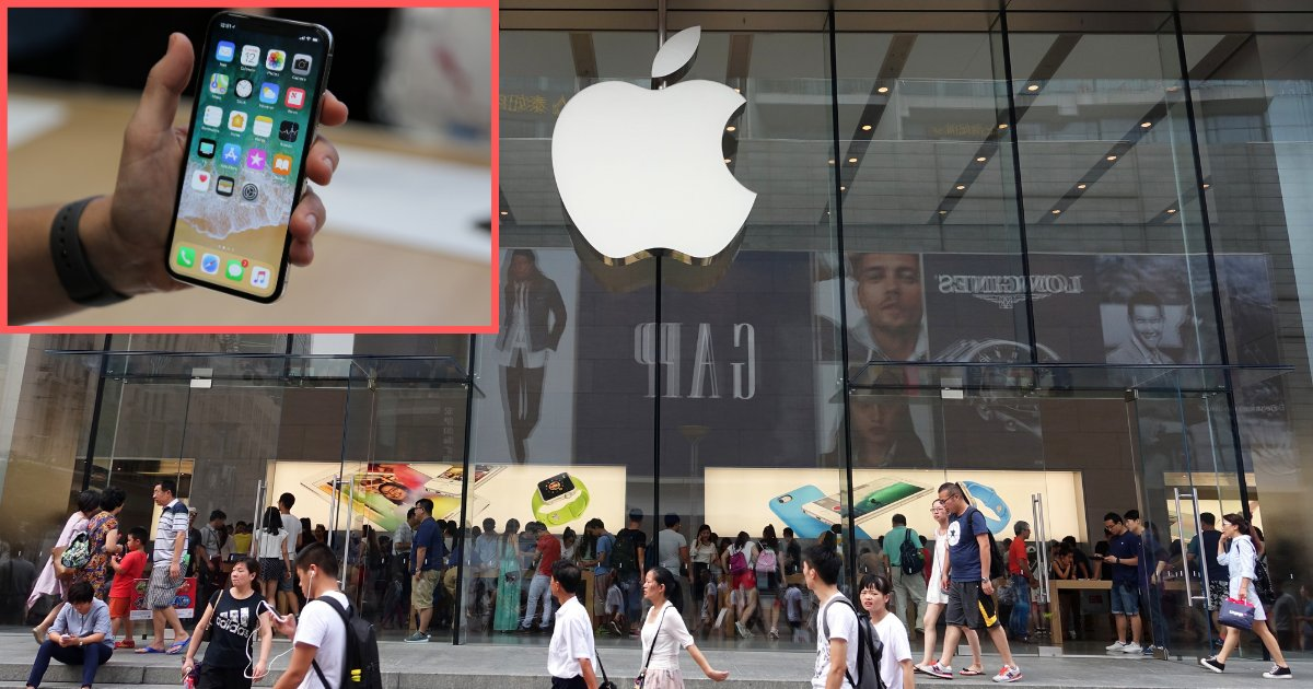 y1 18.png?resize=1200,630 - Apple's Face Recognition Led to A False Arrest and Now the Teenager Has Filed A Case Against Apple for $ 1 Billion