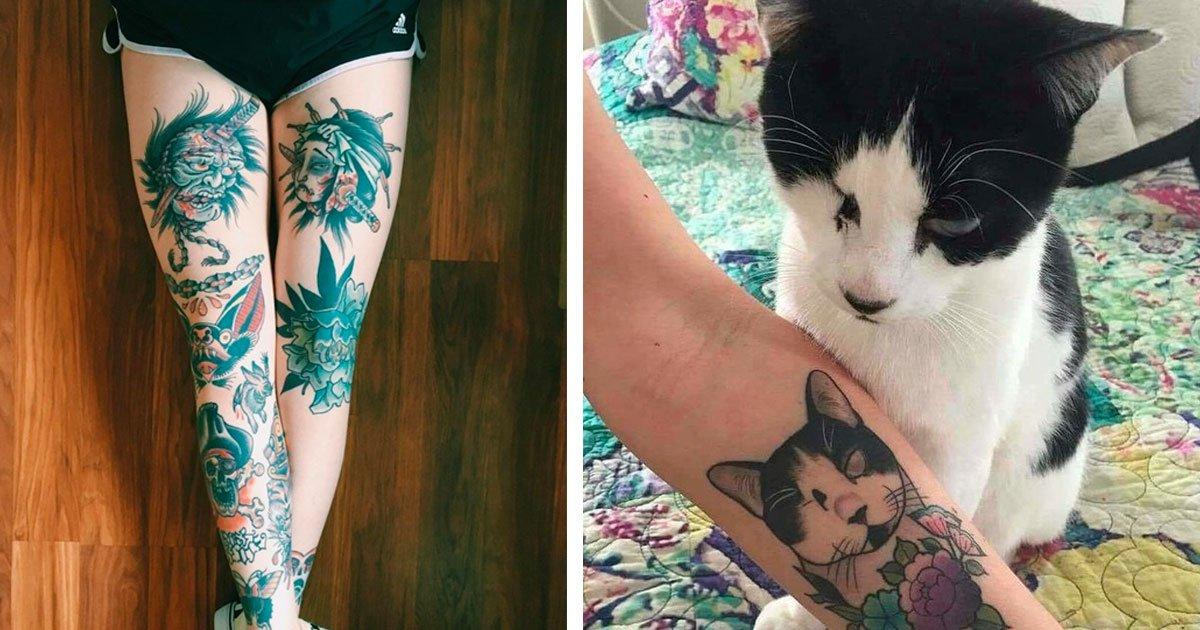 1 27.jpg?resize=300,169 - 19 Tatuajes detrás de los cuales se encuentra toda una historia de vida