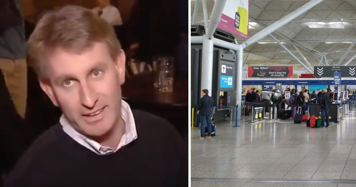 1.png?resize=1200,630 - This Man's Hilarious Reaction To His Flight Being Delayed Went Viral For All The Right Reasons