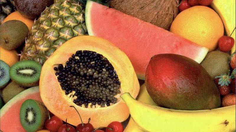 Resultado de imagen de Cocina Africana y fruta tropical