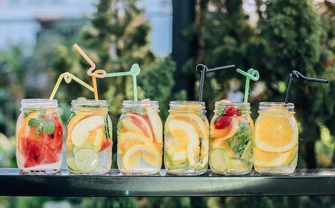 tendencias gastronomicas 2019 water